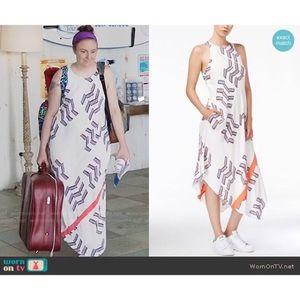 RACHEL Rachel Roy Midi Dress